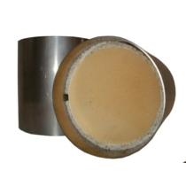 Katalizátorbetét, kerámia, 130x130mm, EURO4
