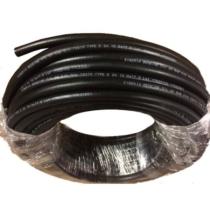 Üzemanyagcső, O06mm, belső vásznas NBR/CR (18.002/08, 18.002/10)