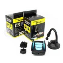 Telefontartó, tapadókorongos, állítható (CS-M0370)