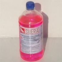 Siberia fagyálló folyadék, 1kg, piros (G12) -72°C (21837)