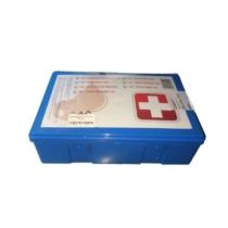 """Egészségügyi """"B"""" doboz DIN 13164 (öt éves lejárattal)."""