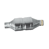 Katalizátor, ovál, fémbetétes, O50mm, 700-2000 cm3-ig, EURO4