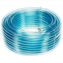Üzemanyagcső, O04mm, kék átlátszó benzin- és olajálló tömlő