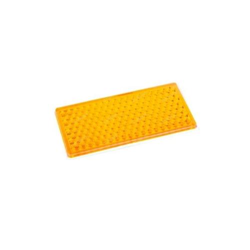 Prizma, tégla, narancs, öntapadó, UP105x48 (50P)