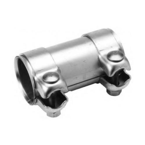 Kipufogó csőtoldat bilincsekkel, Audi/VW, 61x65x125 mm (265-955)