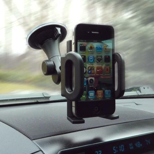 Jacky autós telefontartó, szélvédőre