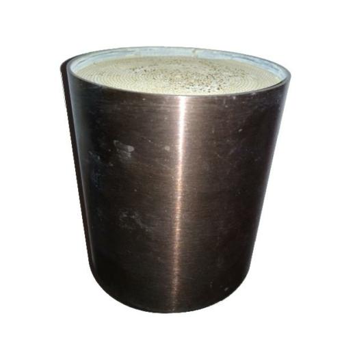 Katalizátorbetét, fém, 90x125mm, EURO4