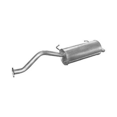 Kipufogódob, hátsó, Toyota Previa 2.4, 1996-1999.12 (KC)