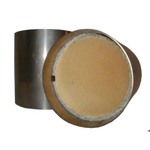 Katalizátorbetét, kerámia, 105x170mm, EURO4