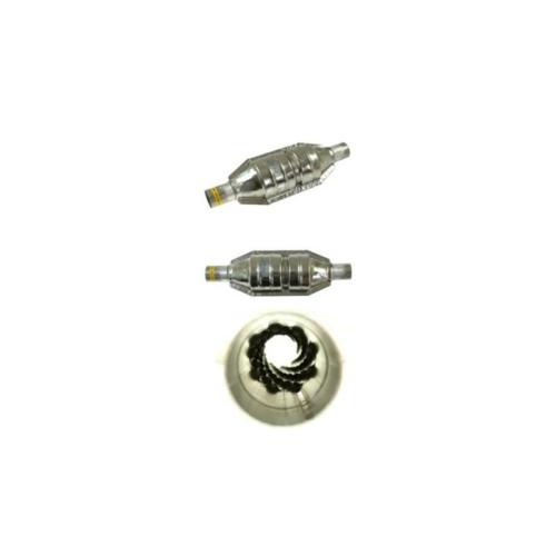 Gázgyorsító középdob 1000-2000 cm3, ovál, katalizátor kinézetű