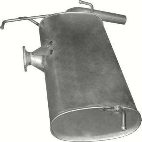 Polmo hátsó kipufogódob, Mitsubishi Lancer 1.5/1.6, 2008-2011