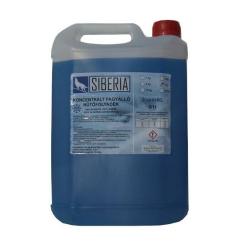 Fagyálló folyadék, 5kg, kék (G11) -72°C (21887)