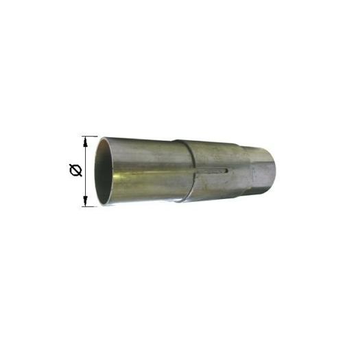 Kipufogó stucnis csőtoldó, O60mm (056/051)