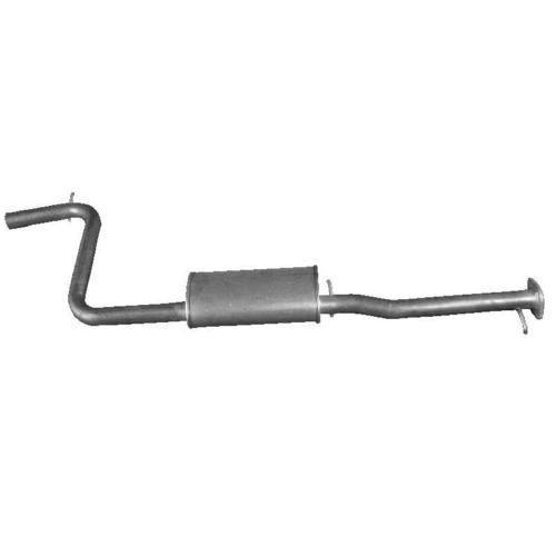kipufogó dob Opel Omega B hátsó 2.5i-V6