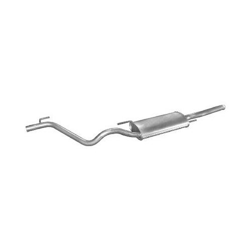 Marix kipufogódob, hátsó, VW Golf III kombi 1.4/1.6/1.8/.1.9D