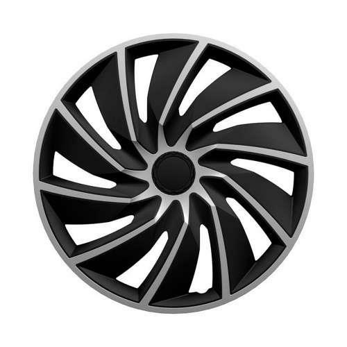 """Dísztárcsa 13"""" Turbo Silver Black"""